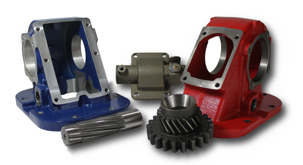 Heavy Duty Chelsea and Muncie Pto Units and Parts.