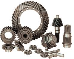 Heavy Duty Differential Parts