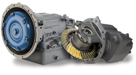Heavy-Duty Truck Transmission and HD Differential Exchange / Rebuilt Units.